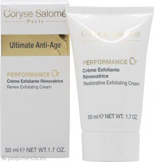 Coryse Salome Ultimate Anti-Age Crema Exfoliante Renovadora Oro 50ml