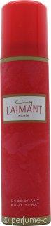Coty L'Aimant Desodorante Corporal Vaporizador 75ml