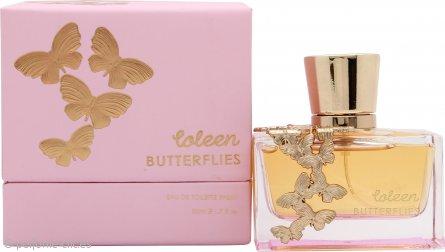 Coleen Rooney Butterflies Eau de Toilette 50ml Vaporizador
