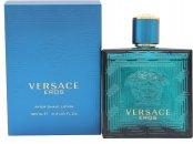 Versace Eros Loción Aftershave 100ml Splash