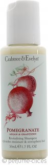Crabtree & Evelyn Pomegranate Argan & Grapeseed Champú 50ml