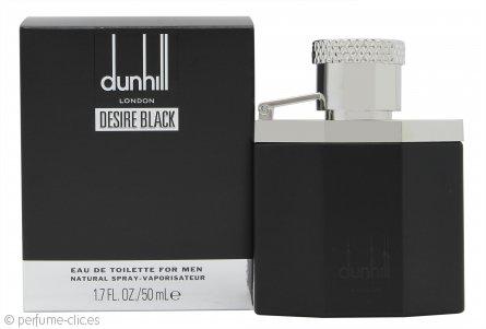 Dunhill Desire Black Eau de Toilette 50ml Vaporizador