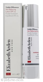 Elizabeth Arden Visible Difference Loción Equilibrio Piel SPF15 49.5ml