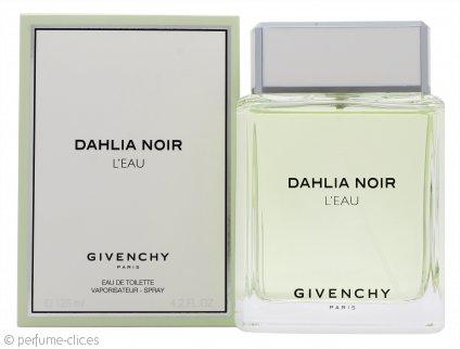 Givenchy Dahlia Noir L'eau Eau de Toilette 125ml Vaporizador