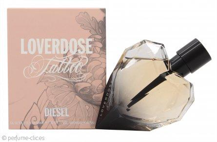 Diesel Loverdose Tattoo Eau de Toilette 50ml Vaporizador