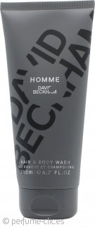 David Beckham Homme Gel Corporal y de Pelo 200ml