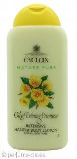 Cyclax Nature Pure Aceite de Onagra Nocturna Loción de Manos y Cuerpo 300ml