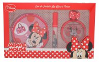 Disney Minnie Mouse Set de Regalo 50ml EDT + Brillo Labial + Bolso