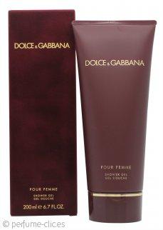 Dolce & Gabbana Pour Femme Gel de Ducha 200ml