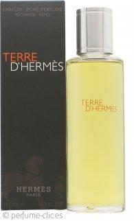 Hermes Terre D'Hermes Perfume Puro 125ml Recambio - Sin Difusor