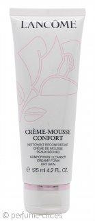 Lancome Creme Mousse Confort Limpiador 125ml Piel Seca