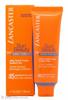 Lancaster Sun Beauty Crema de Tacto Sedoso SPF15 50ml