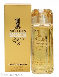 Paco Rabanne 1 Million Cologne Eau de Toilette 125ml Vaporizador