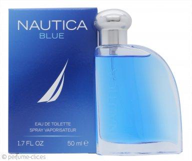 Nautica Blue Eau de Toilette 50ml Vaporizador