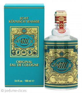 Mäurer & Wirtz 4711 Eau De Cologne 100ml Splash
