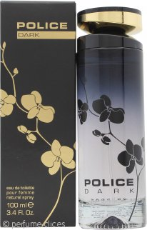 Police Dark Women Eau de Toilette 100ml Vaporizador