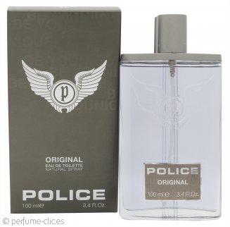 Police Original Eau de Toilette 100ml Vaporizador