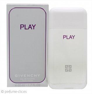 Givenchy Play For Her Eau de Toilette 50ml Vaporizador