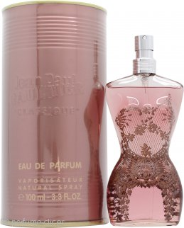 Jean Paul Gaultier Classique Eau de Parfum 100ml Vaporizador