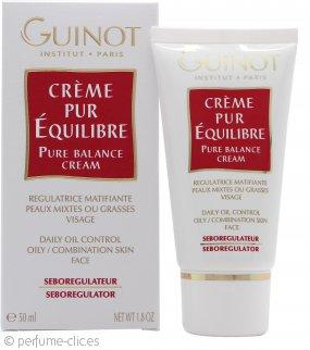 Guinot Creme Pur Equilibre Crema Equilibrio Puro 50ml – Piel Mixta/Grasa