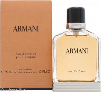 Giorgio Armani Armani Eau d'Aromes Eau de Toilette 50ml Vaporizador