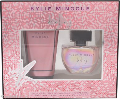 Kylie Minogue Darling Set de Regalo 30ml EDT + 150ml Loción Corporal