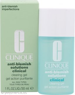 Clinique Anti-Blemish Solutions Gel de Aclarado Clínico 30ml