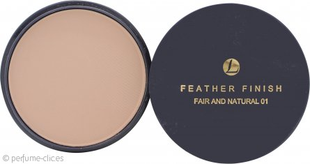 Lentheric Feather Finish Recambio Polvo Compacto 20g – Claro y Natural 01