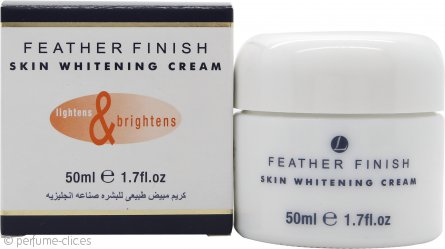 Lentheric Feather Finish Crema Blanqueadora Piel 50ml
