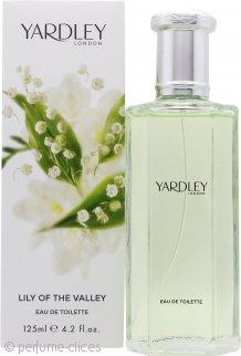 Yardley Lily of the Valley Eau de Toilette 125ml Vaporizador