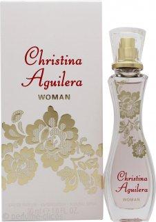 Christina Aguilera Woman Eau de Parfum 30ml Vaporizador