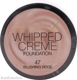 Max Factor Whipped Base Crema 18ml -  Blushing Beige 47