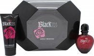 Paco Rabanne Black XS for Her Set de Regalo 50ml EDT + 100ml Loción Corporal
