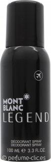 Mont Blanc Legend Desodorante en Vaporizador 100ml