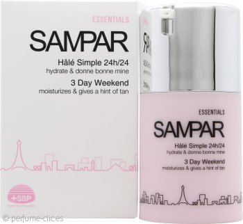 Sampar 3 Day Weekend Cimicifuga & Peptides Gel Bronceado Leve 50ml