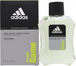 Adidas Pure Game Aftershave 100ml Splash