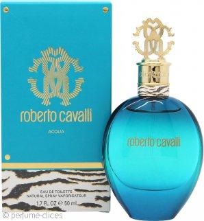 Roberto Cavalli Acqua Eau de Toilette 50ml Vaporizador