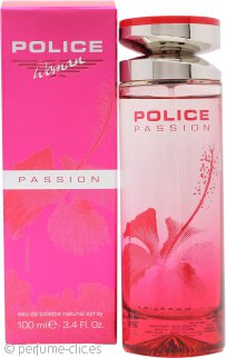 Police Passion Woman Eau de Toilette 100ml Vaporizador