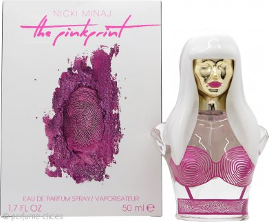 Nicki Minaj The Pinkprint Eau de Parfum 50ml Vaporizador