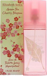 Elizabeth Arden Green Tea Cherry Blossom Eau de Toilette 30ml Vaporizador