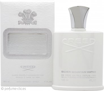 Creed Silver Mountain Water Eau De Toilette 120ml Vaporizador