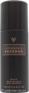 David & Victoria Beckham Intimately Desodorante en Vaporizador para Hombre 150ml