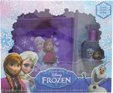 Disney Frozen Set de Regalo 50ml EDT + Bolso