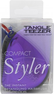 Tangle Teezer Compact Cepillo Desenredante - Purple Dazzle