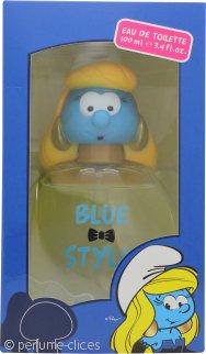 The Smurfs Blue Style Smurfette Eau de Toilette 100ml Vaporizador
