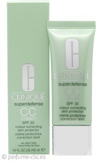 Clinique Superdefense Crema CC 40ml FPS30 -  Ligero Medio