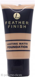 Lentheric Feather Finish Base Duradera Mate 30ml - Beige Marfil 01