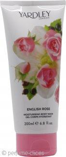 Yardley English Rose Gel Corporal de Lujo 200ml