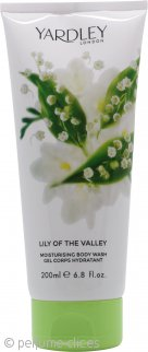 Yardley Lily of the Valley Gel Corporal 200ml