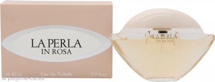 La Perla La Perla In Rosa Eau de Toilette 80ml Vaporizador